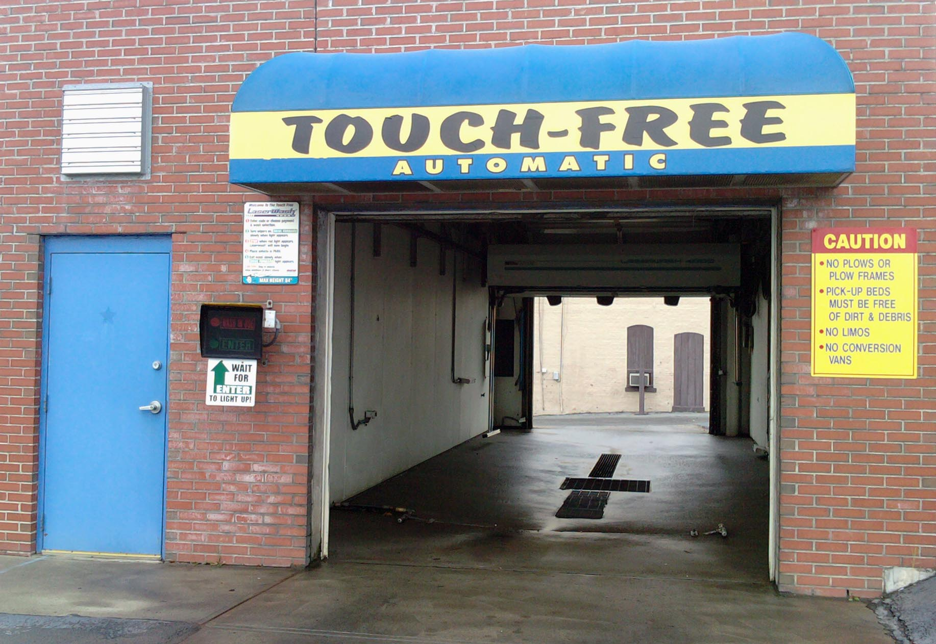 North salina car wash touch free wash solutioingenieria Images